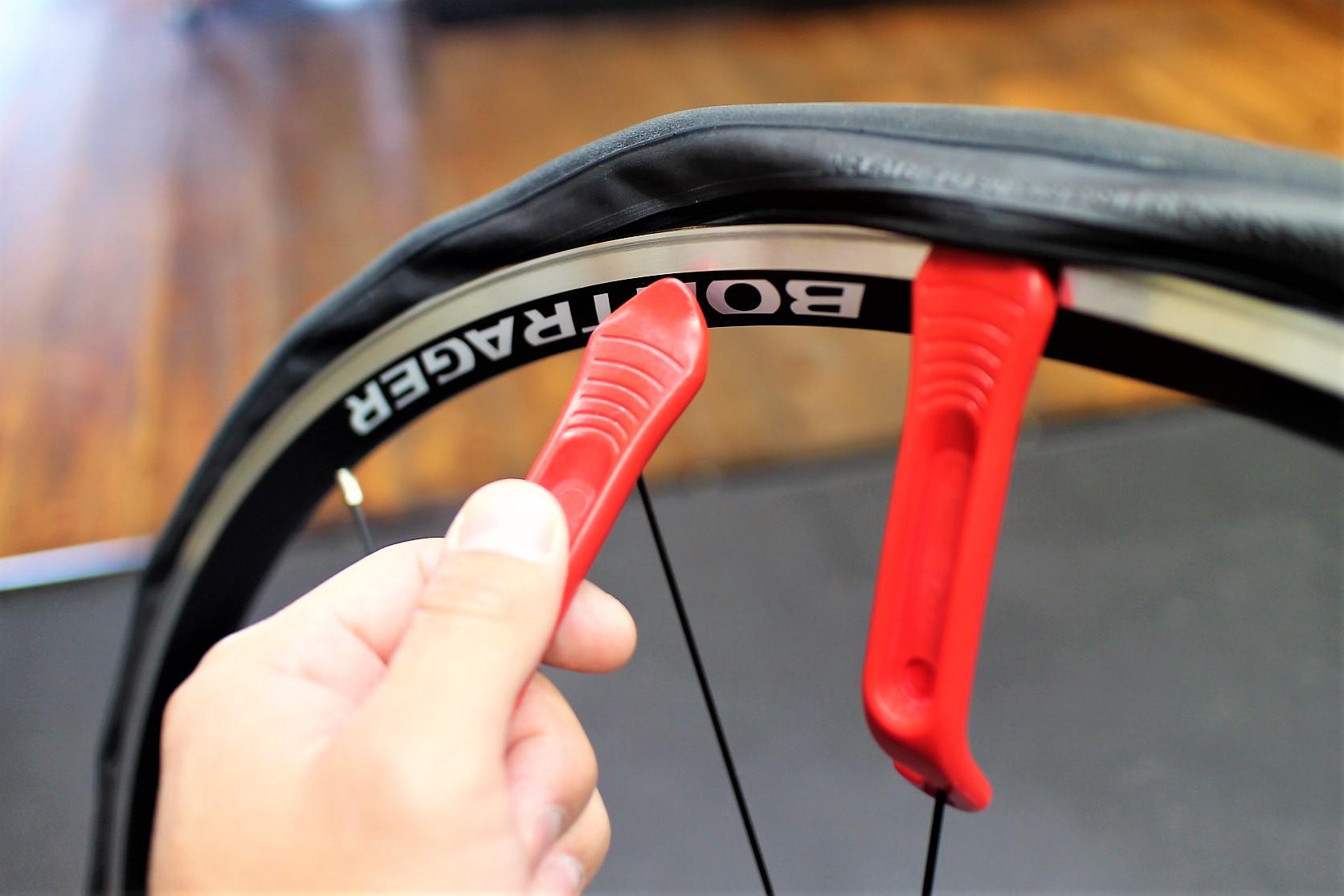 方法 修理 自転車 パンク